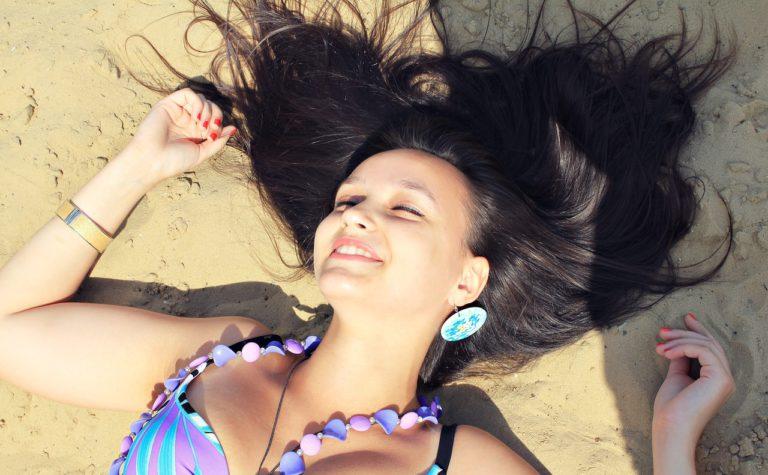 Bijoux à la plage