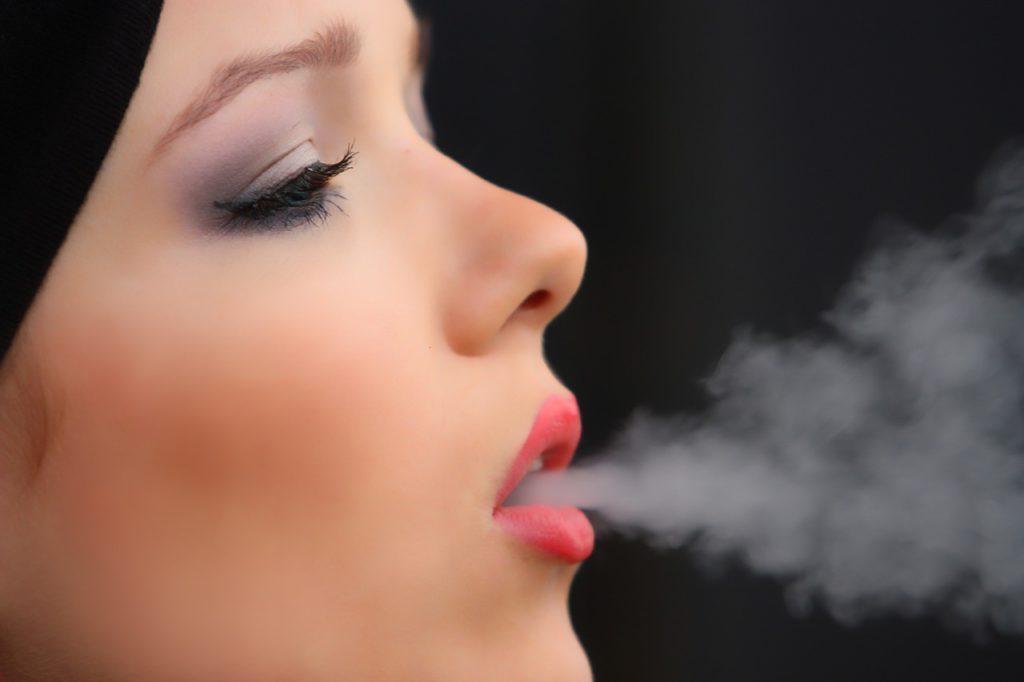 Arrêter de fumer pour être belle