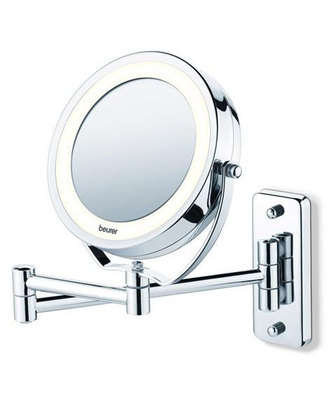 miroir grossissant lumineux mural