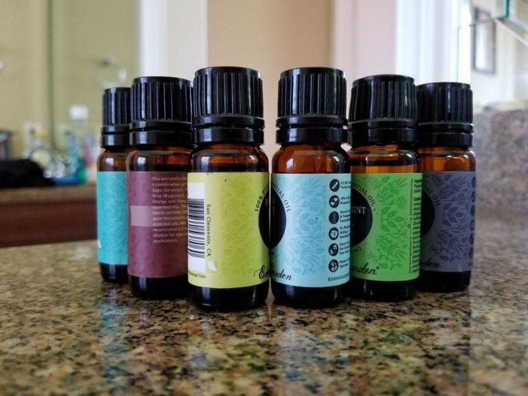 Aromatherapie - Huilles Essentielles