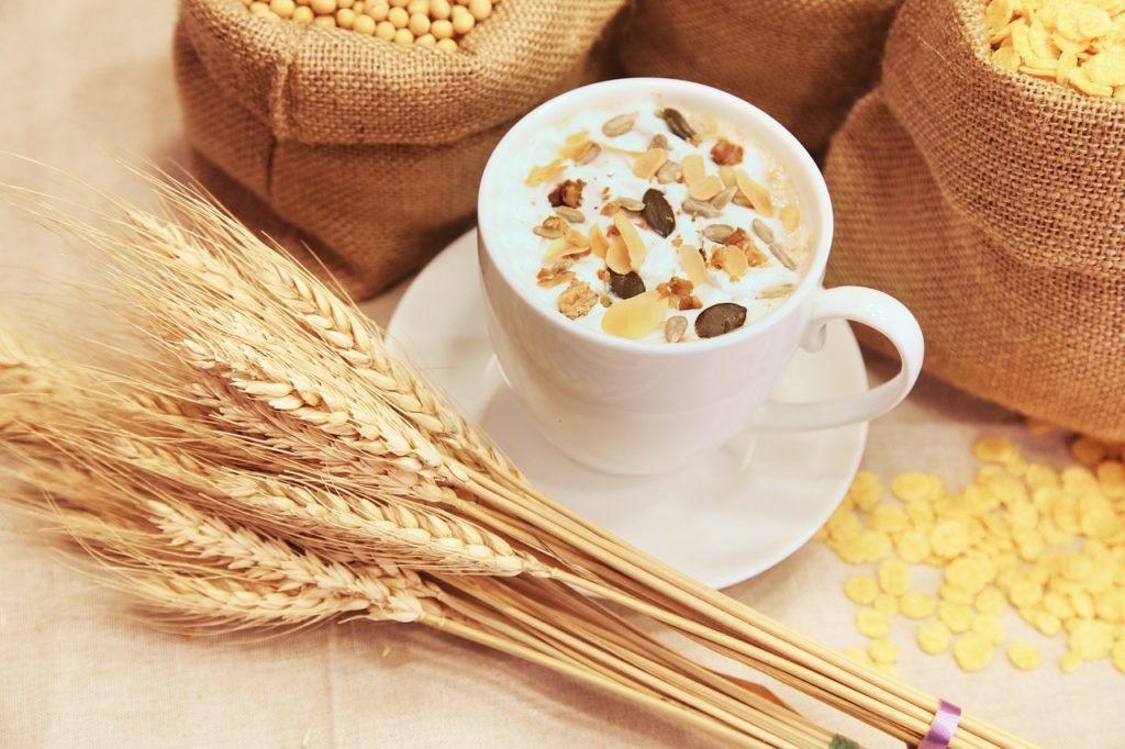 Alimention céréalière